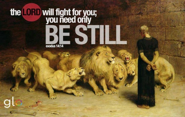 the Lord willfight for you