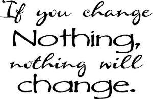 change-nothing