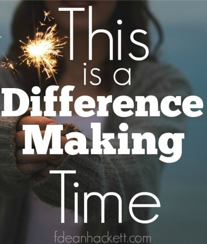 difference-making